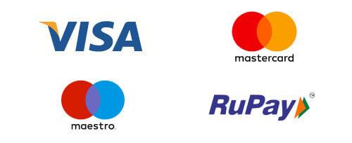 credit cards, debit cards
